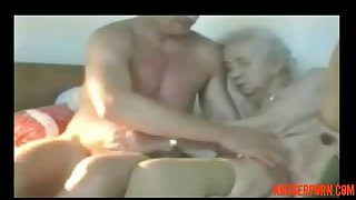 Very Old Granny Used by Younger Man Amateur Older: Porn rough - abuserporn.com