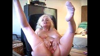 Smoking Granny Zoe Zane Porn Star Pink Pantyhose