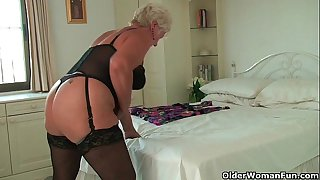 British grannies who still enjoy masturbation