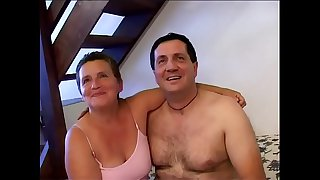 Italian grandmother still likes cock better if young