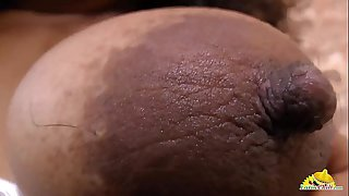 LatinChili Curvy Mature Sharon Solo Masturbation