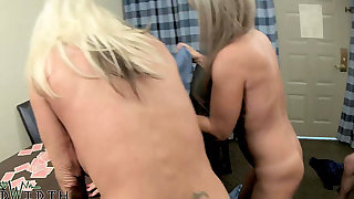 Granny's group sex grandson HD Porn Episodes