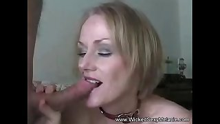 Fantastic Cock Sucking From Grandma