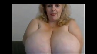 Granny bbw with huge boobs from EpikGranny.com