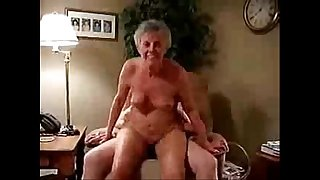This horny granny still loves to be fucked.